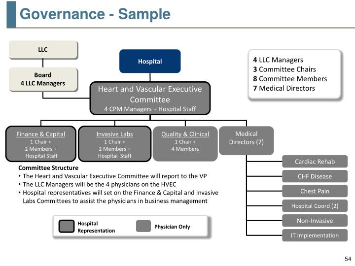 Governance - Sample
