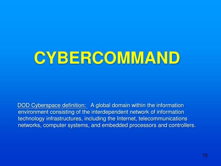 CYBERCOMMAND