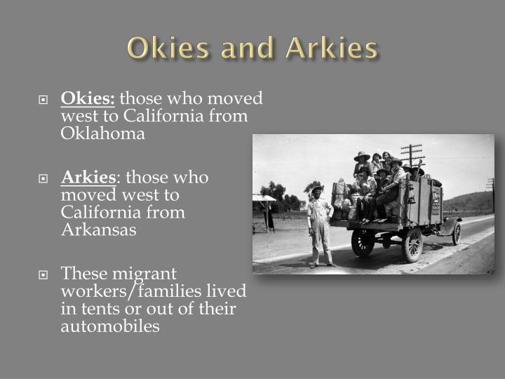 Okies and Arkies