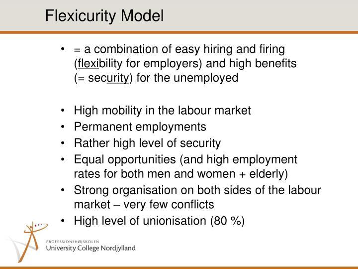 Flexicurity Model