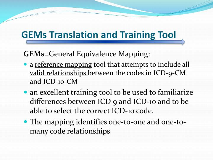 PPT - ICD-10-CM Making a Successful, Timely Transition ...