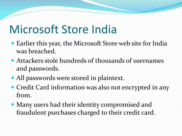 Microsoft Store India