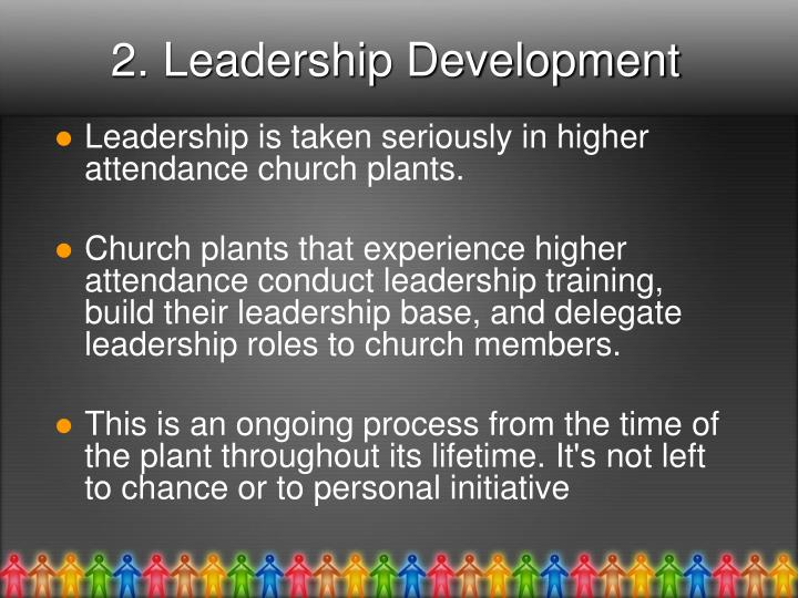 2. Leadership Development