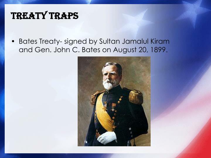 Treaty Traps