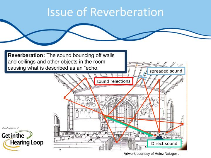 Issue of Reverberation