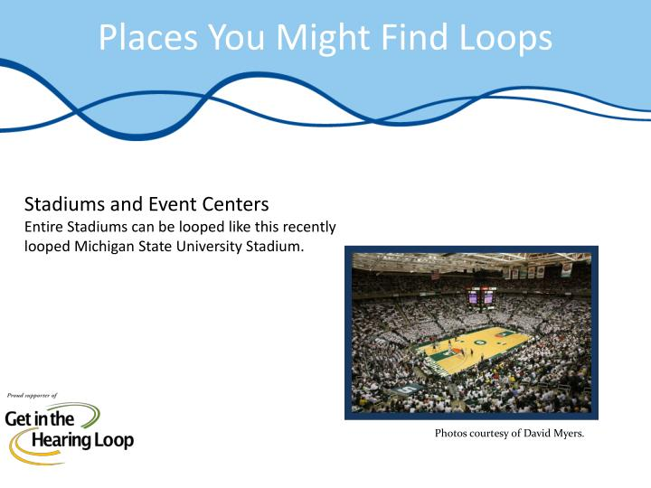 Places You Might Find Loops