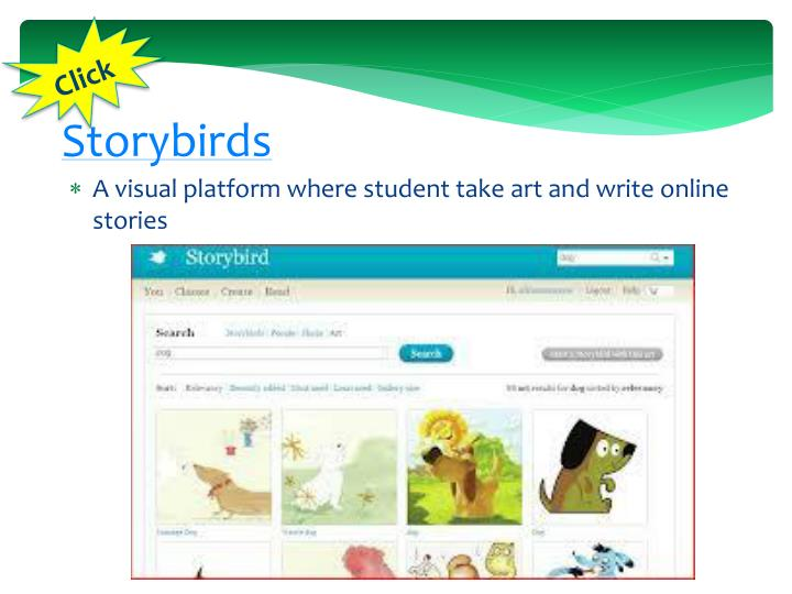 Storybirds