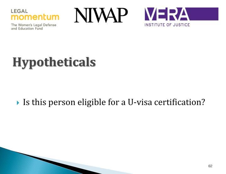Hypotheticals