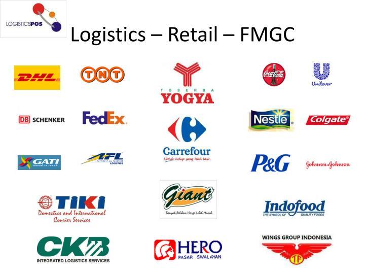 Logistics – Retail – FMGC