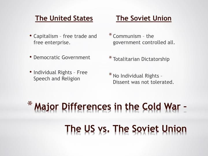 The United States