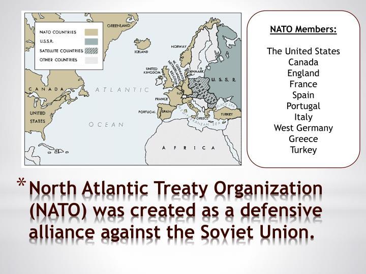 NATO Members: