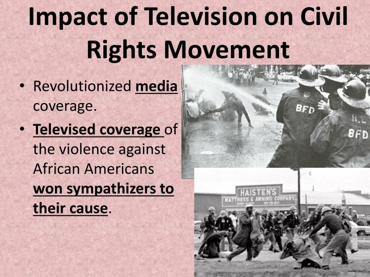 civil rights movement and the impact Free civil rights movement papers, essays, and research papers my account your search returned over 400  the impact of the civil rights movement.