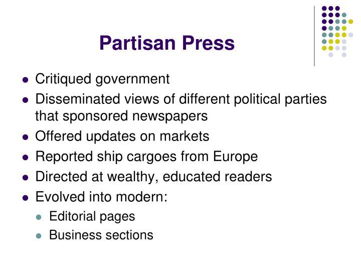 Partisan Press