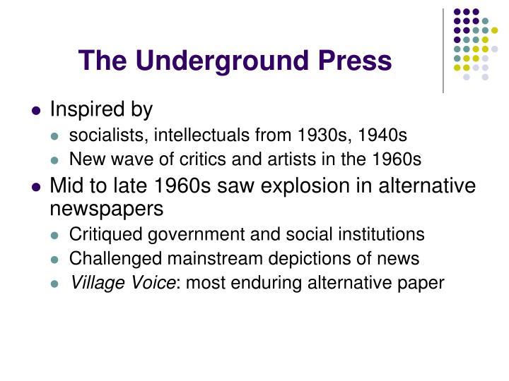 The Underground Press