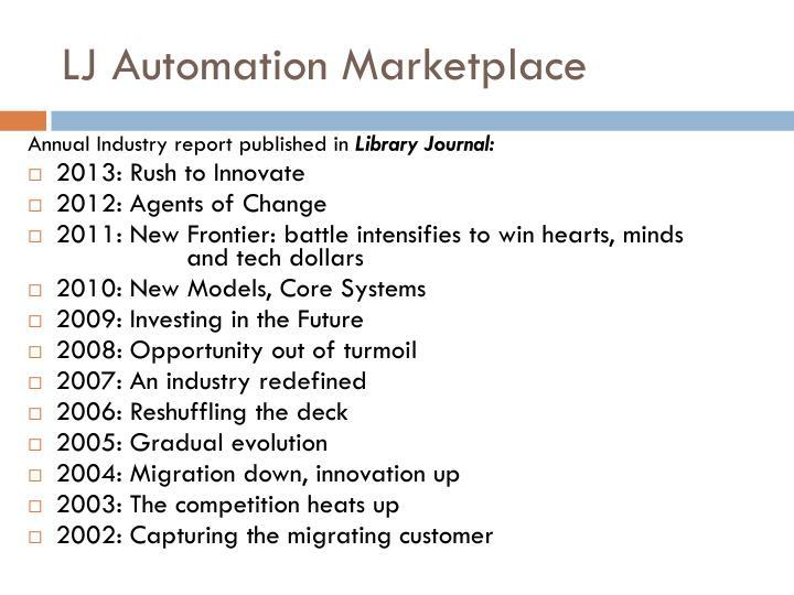 LJ Automation