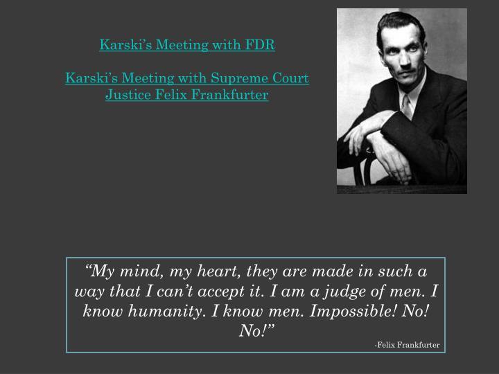 Karski's