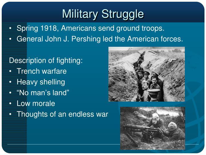 Military Struggle