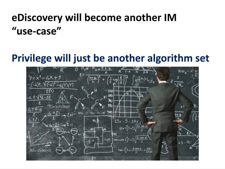 eDiscovery