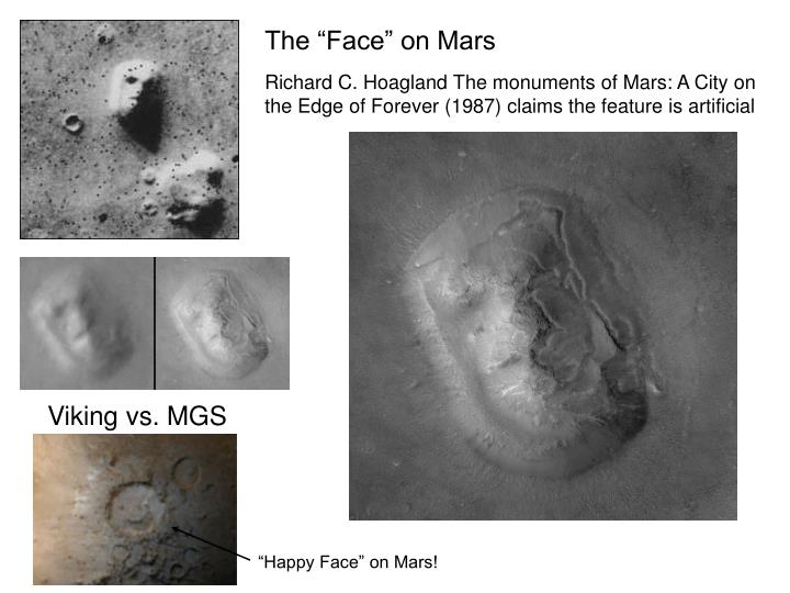 "The ""Face"" on Mars"