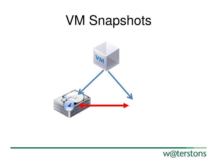 VM Snapshots