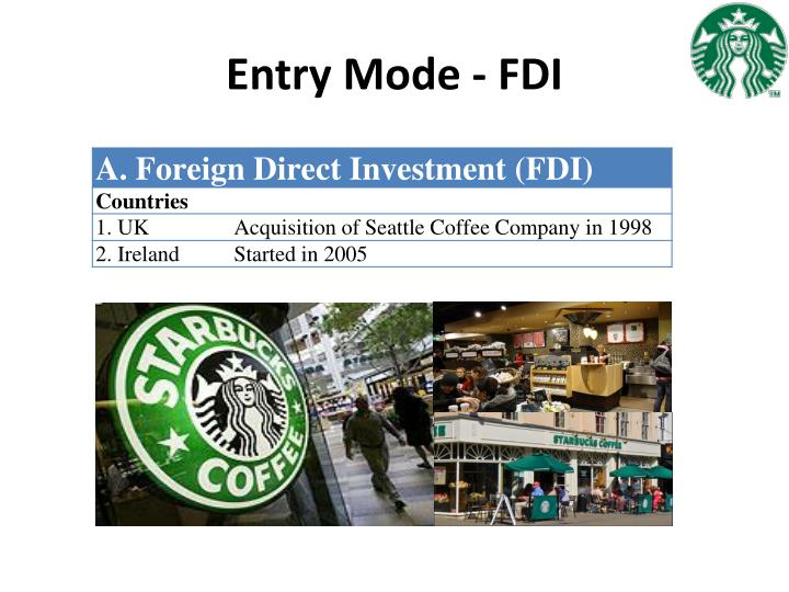 starbucks fdi Starbucks® india mobile app scan, pay and earn rewards it's that simple get our mobile app today.