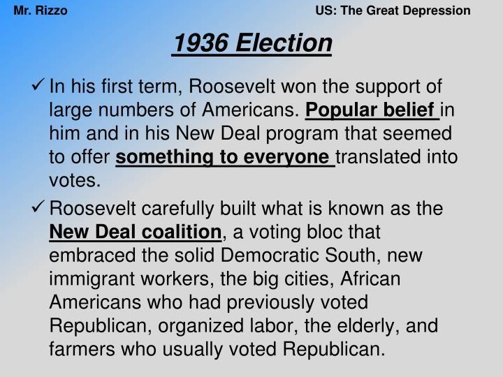 1936 Election