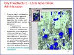 city infrastructure local government administration