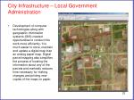 city infrastructure local government administration1