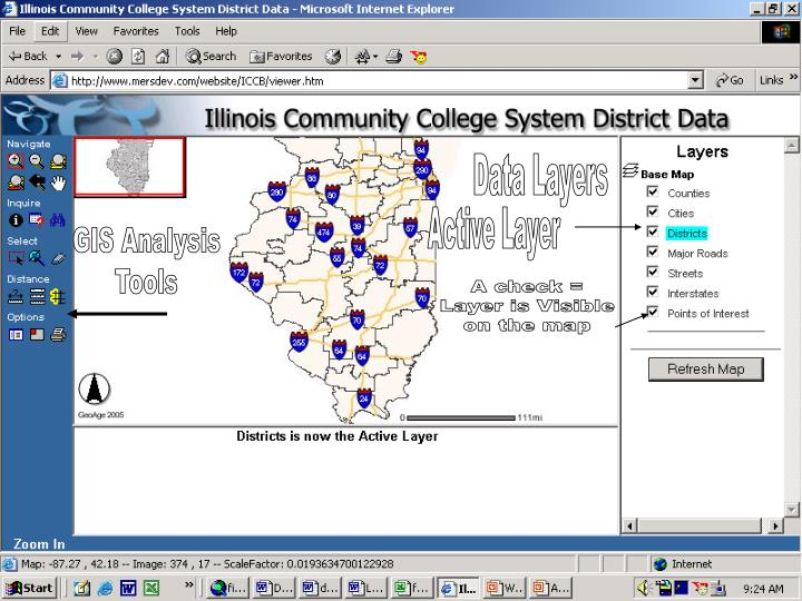 GIS: In the Community College