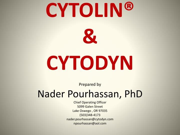 CYTOLIN®