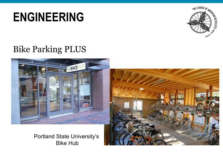 Bike Parking PLUS