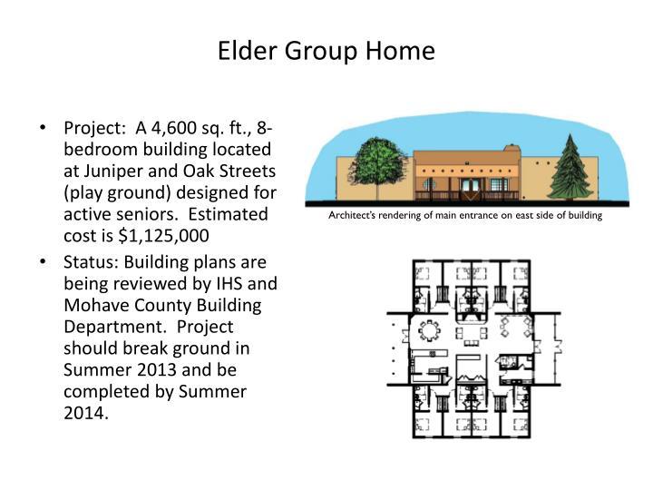 Elder Group Home