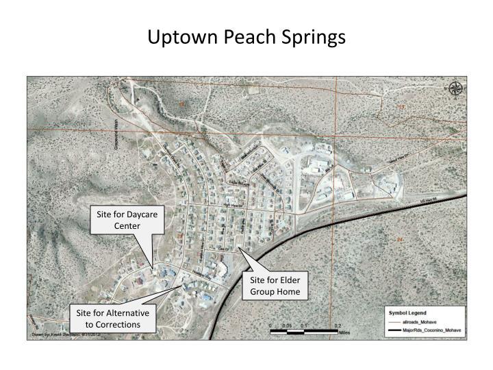 Uptown Peach Springs