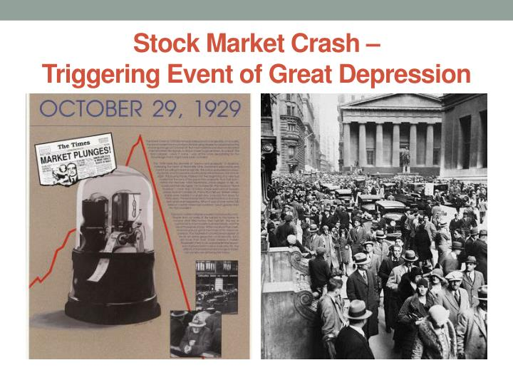 Stock Market Crash –