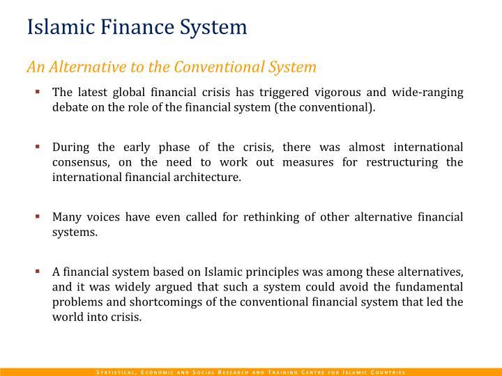 Islamic Finance System