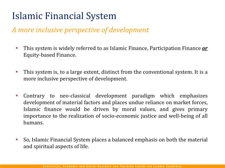 Islamic financial system
