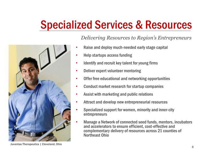 Specialized Services & Resources