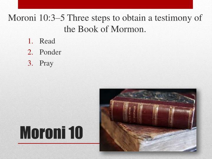 Moroni