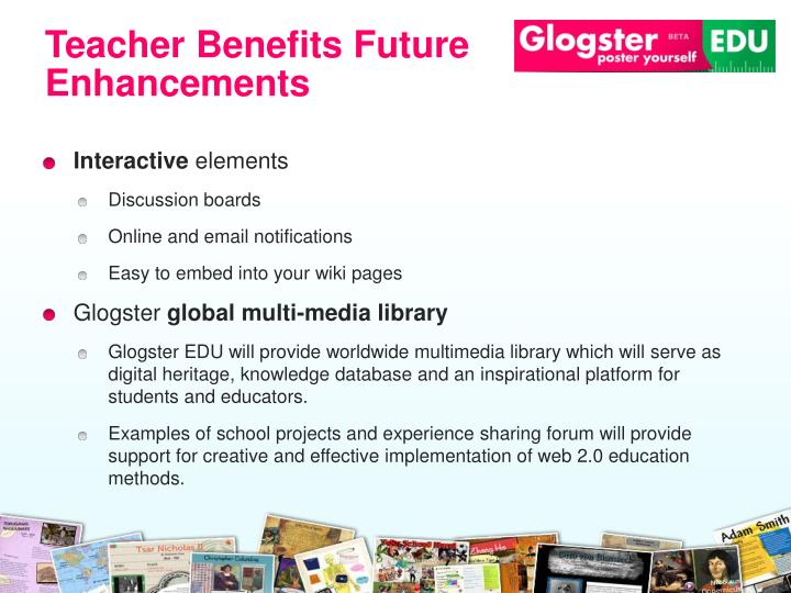 Teacher Benefits Future Enhancements