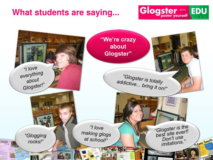 What students are saying...