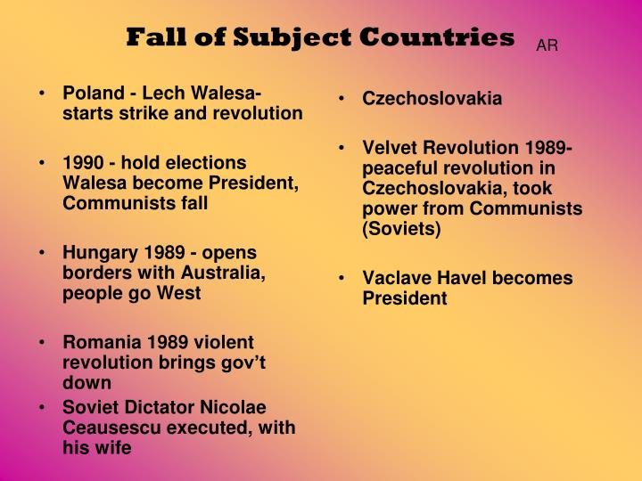 Poland - Lech Walesa-starts strike and revolution