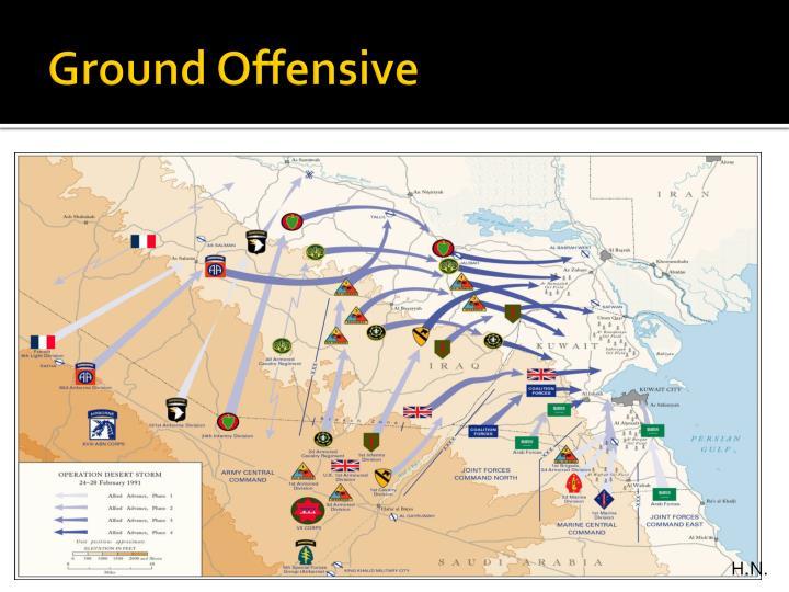 Ground Offensive