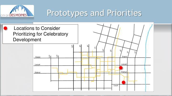 Prototypes and Priorities