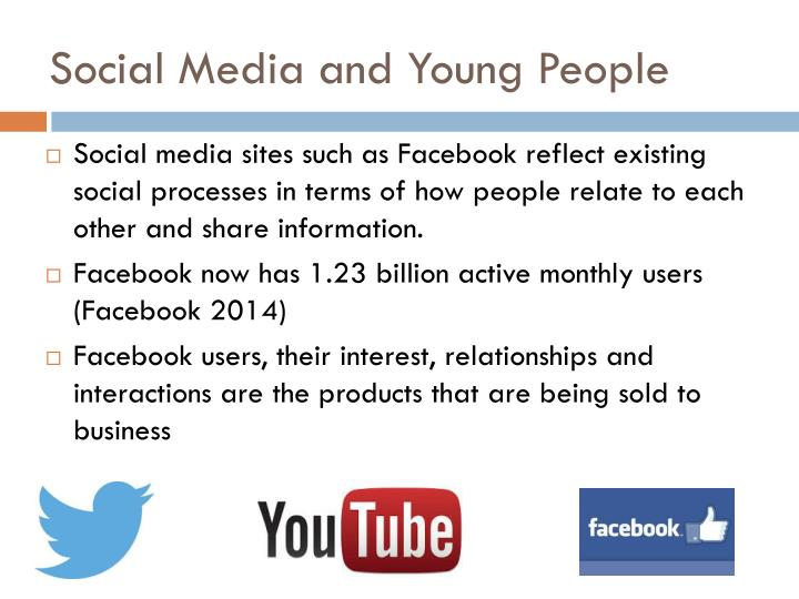 Social Media and Young People
