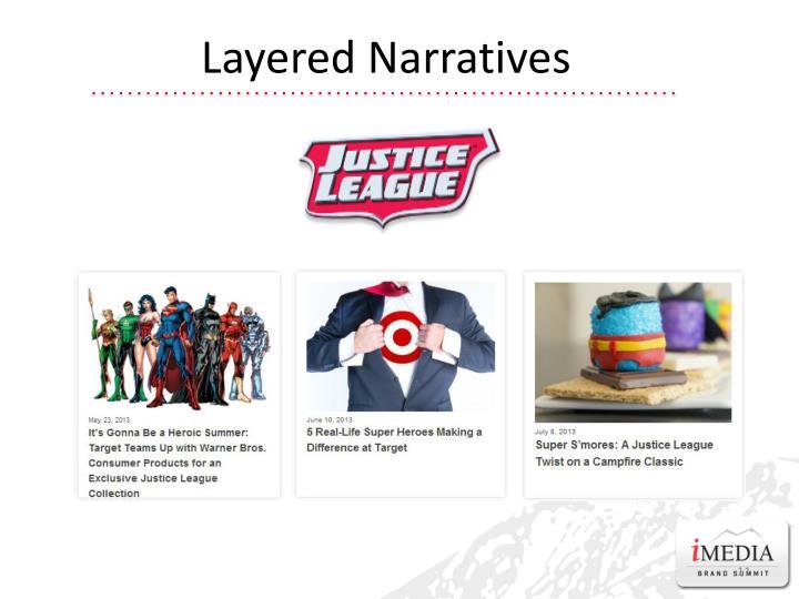 Layered Narratives