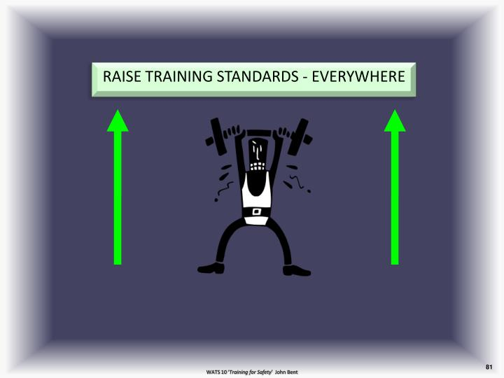 RAISE TRAINING