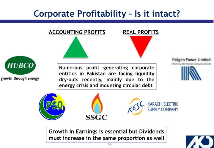 ACCOUNTING PROFITS