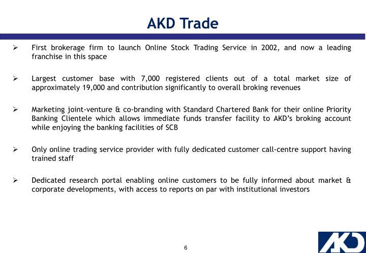 AKD Trade