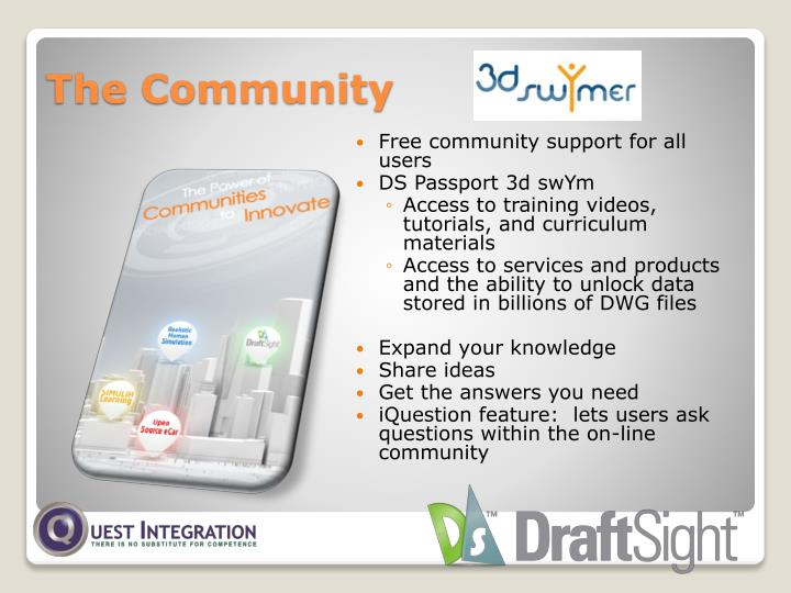 Free community support for all users