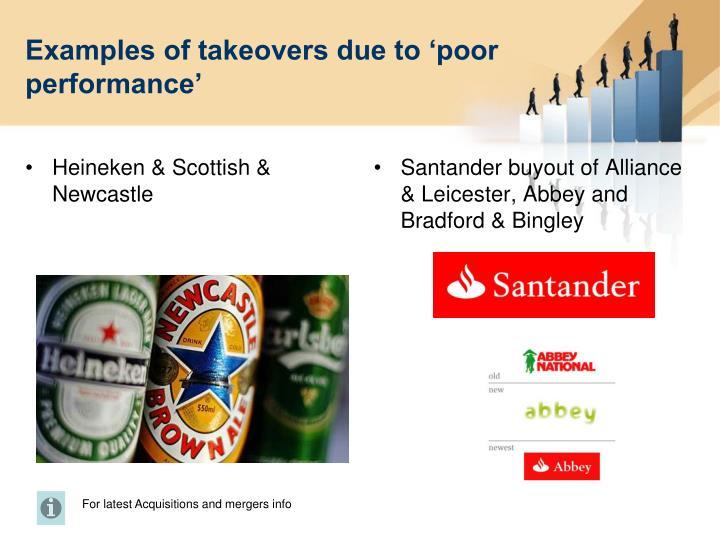 Heineken & Scottish & Newcastle